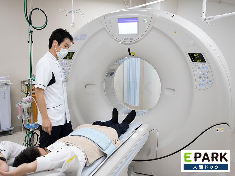 MRI検査・マンモグラフィなど画像診断は医師2人によるダブルチェック